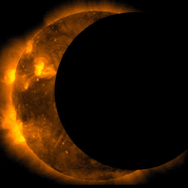 May 2012 Solar Eclipse