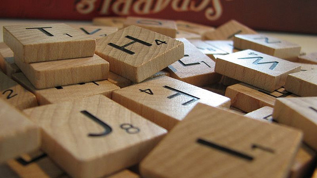 How important is a single word? In science it's critical to use precise language.  Image courtesy: MJ Ecker (Flickr CC)