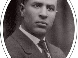 Garrett Augustus Morgan, inventor and entrepreneur, March 4, 1877 - July 27, 1963