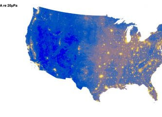 The loudest (and quietest) places in the U.S. Credit: National Parks Service Natural Sounds and Night Skies Division