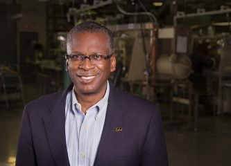 Lonnie G. Johnson (1949-), rocket scientist and inventor. (Courtesy of Johnson Research & Affiliates)