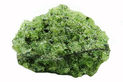 Olivine Crystal Structure The Silicate Mi...