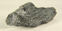 Individual hornblende crystals