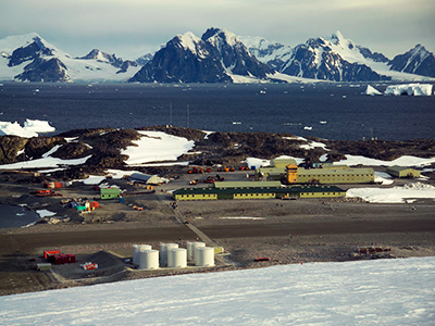 The Rothera Research Station