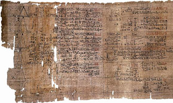 Rhind mathematical papyrus