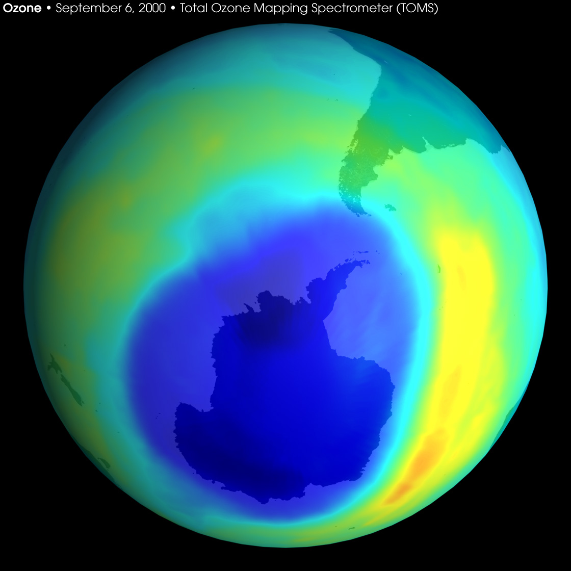 a study of the ozone layer The guardian - back to home scientist who discovered ozone layer hole warns: the fossil record can tell us about uv through the study of pollen and spores.