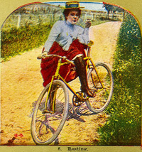 BicycleWoman