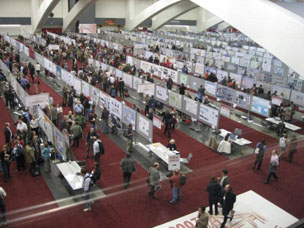 AGU Conference Poster Session