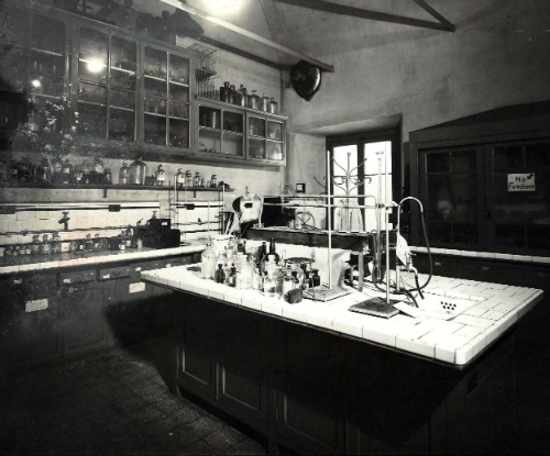 University of Buenos Aires Chem Lab