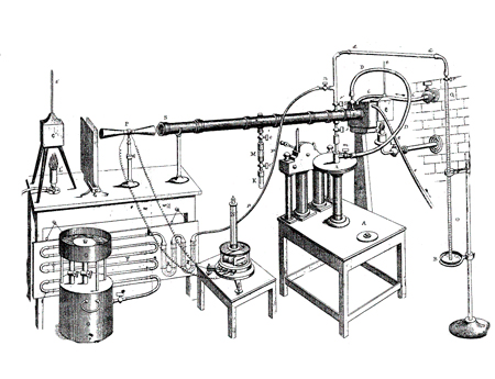 Tyndall equipment