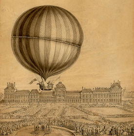 Charles balloon ride